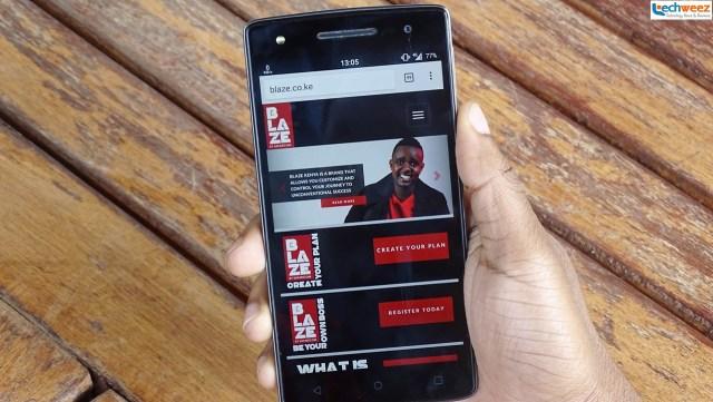 Safaricom_Blaze