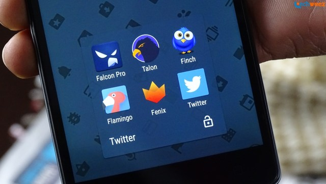Twitter apps - Android