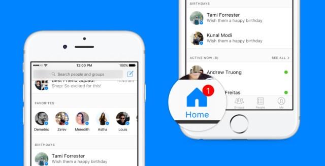 messenger inbox revamp
