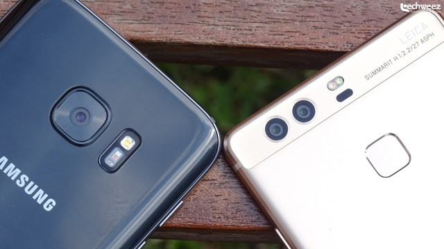 Samsung and Huawei's flagship smartphones, the Galaxy S7 and the P9, were instrumental in the two companies' fortunes in Q2 2016