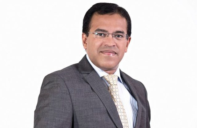 Sateesh Kamath, Safaricom Chief Financial Officer