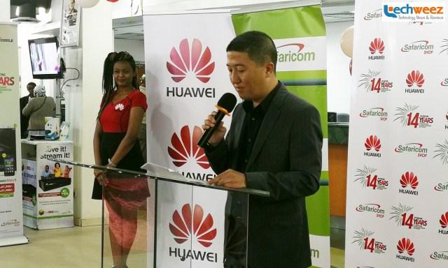 huawei_safaricom_anniversary_bob_wang_tie