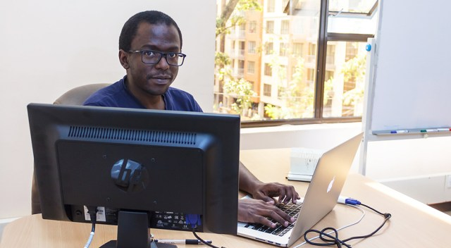 Phares Kariuki Ceo Node Africa