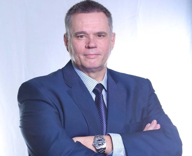 Ronald Webb, Director Financial Services Safaricom