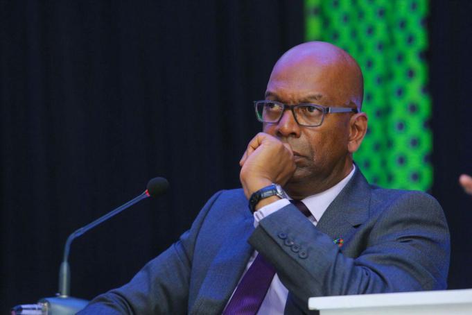Bob Collymore, Safaricom CEO