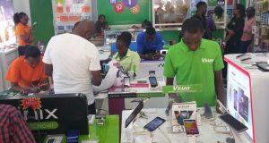 smartphone retail business Kenya