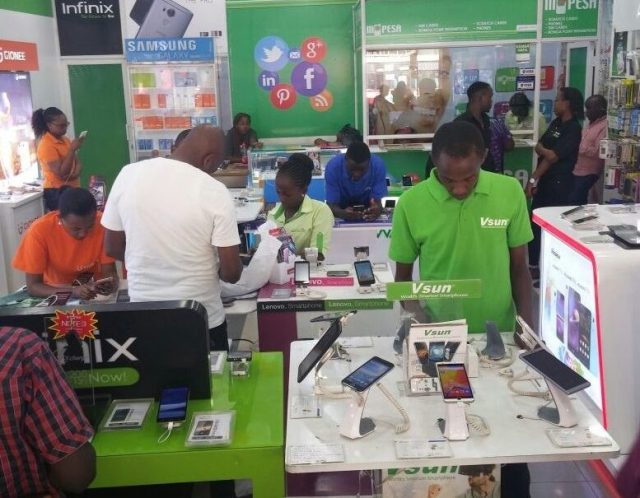 africa phone shipments down q1 2019