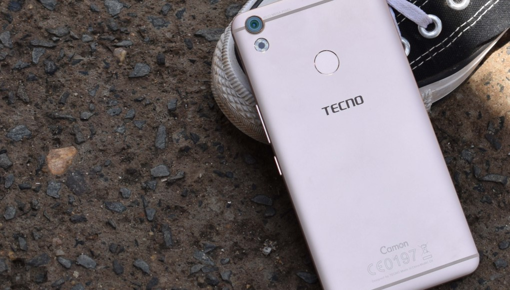 Camon CX Featured