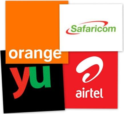 Kenyan Mobile Operators