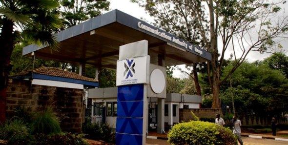 Communication Authority oof Kenya