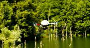 Drone Wildlife monitoring