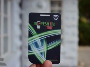 M-Pesa 1 Tap Card