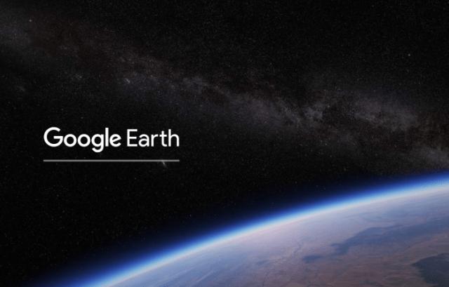 Google Earth stories