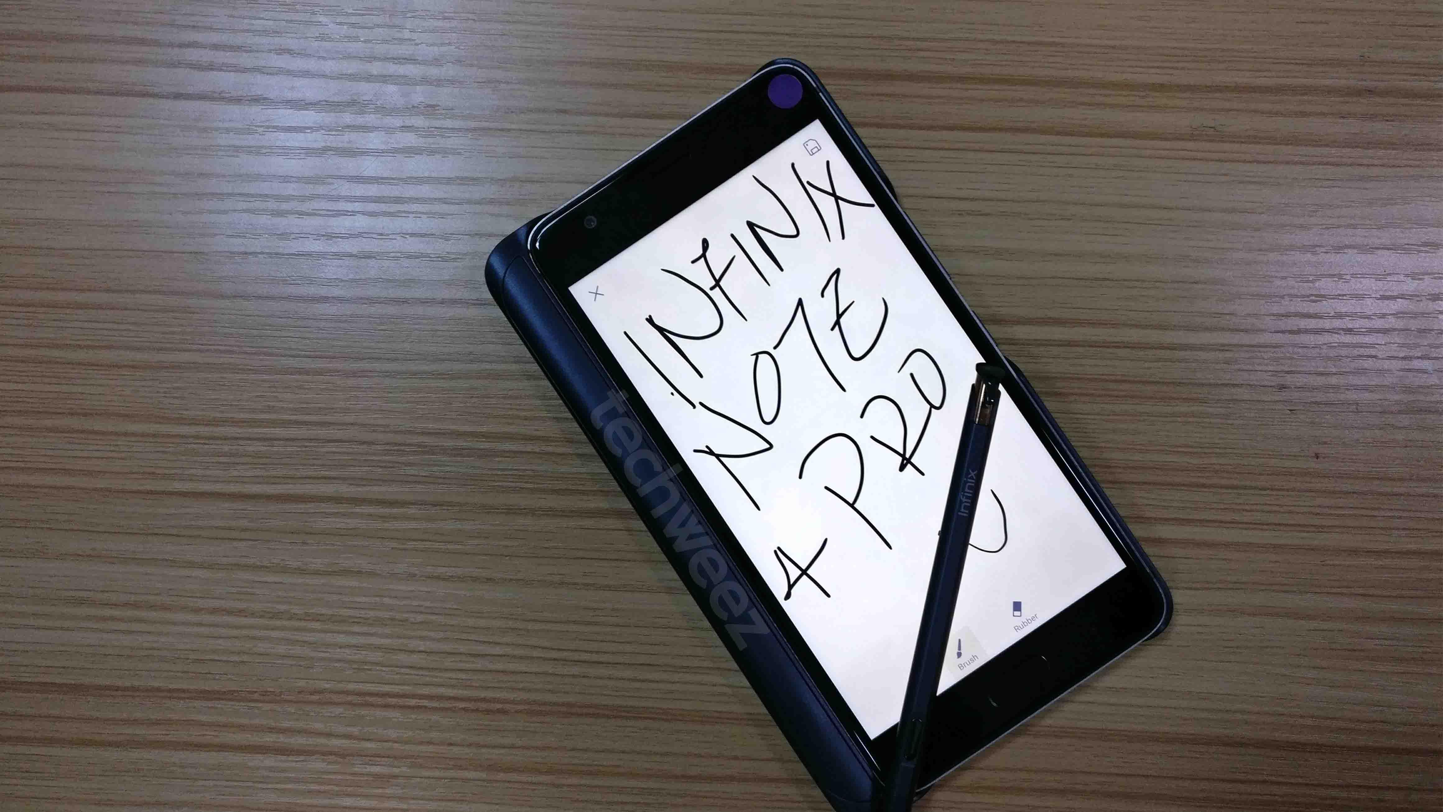 Infinix Note 4 Pro