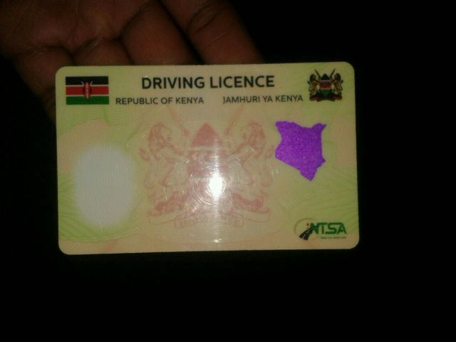 Smart Driver's License (leaked)