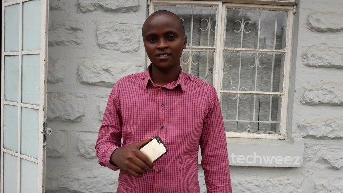 John Ngure Phoneplacekenya
