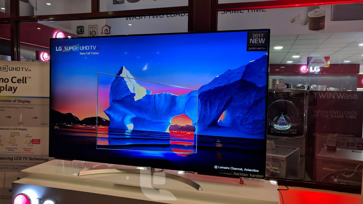 6f0ce9b7d LG Super UHD TVs Use Nano Cell Technology to Deliver Eye-Popping Colors