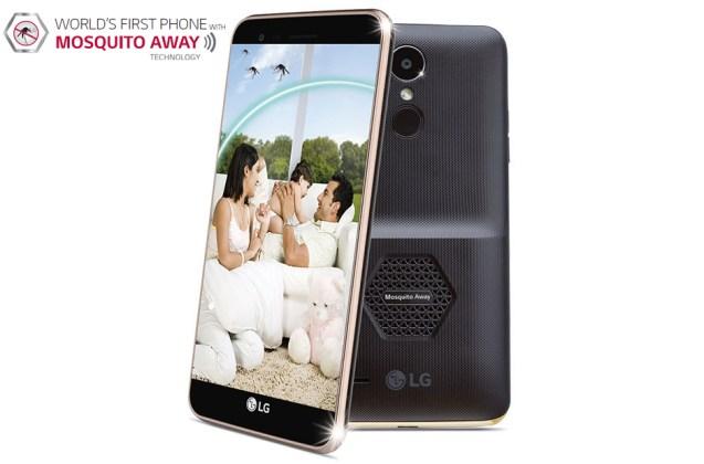 lg K7i mosquito away phone