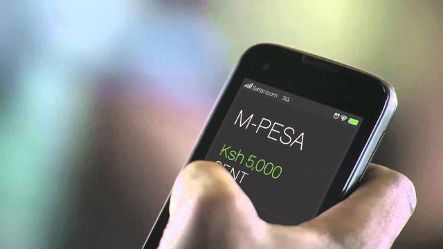 safaricom mpesa upgrade