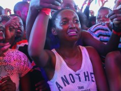 Safaricom BLAZE Emotional fan
