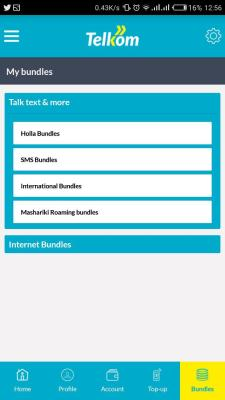 My Telkom App Talk