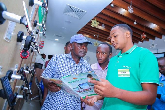 Safaricom Basket of Gifts 2017