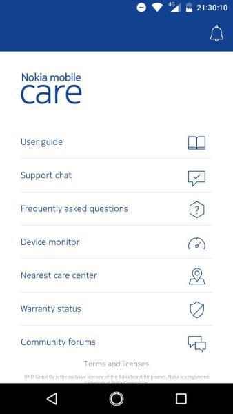 Nokia 2 Nokia care