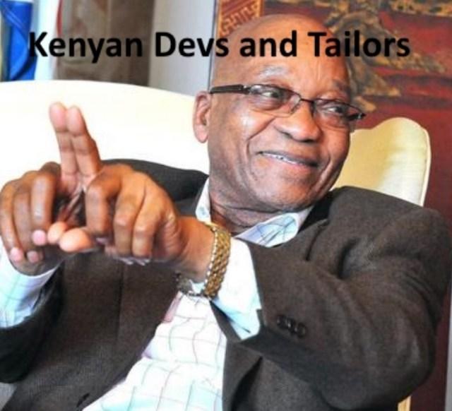 Jacob Zuma - Meme