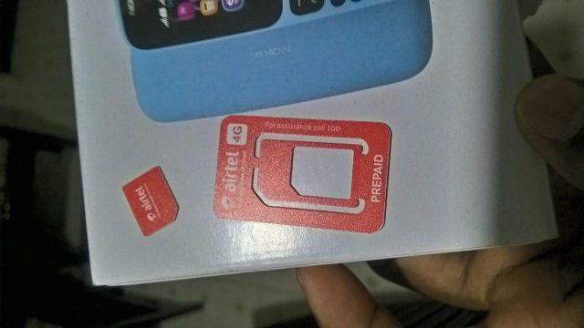 Airtel Kenya 4G SIM