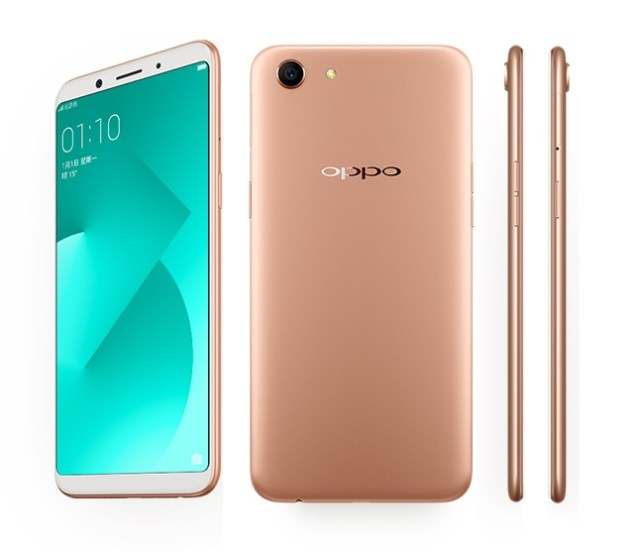 OPPO A83 Gold