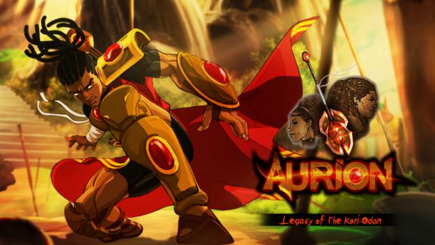 aurion game