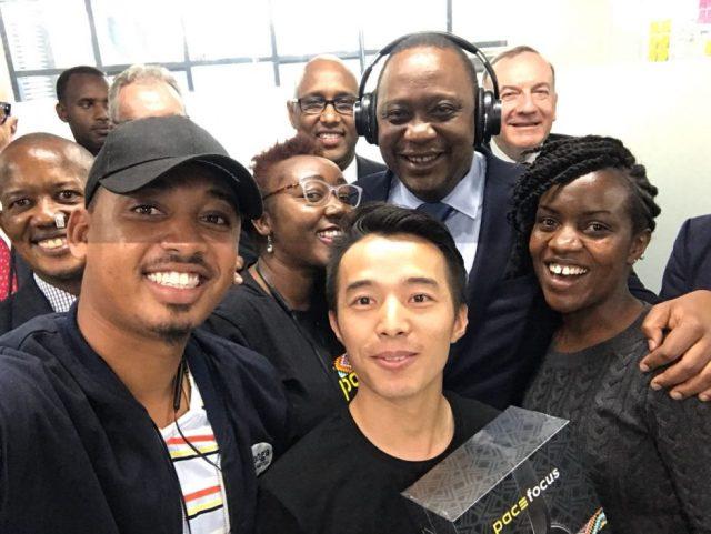 Pace Africa and Uhuru