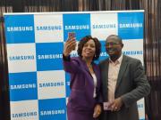 Patricia, Samsung EA