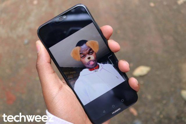 Huawei P20 Lite Cameras