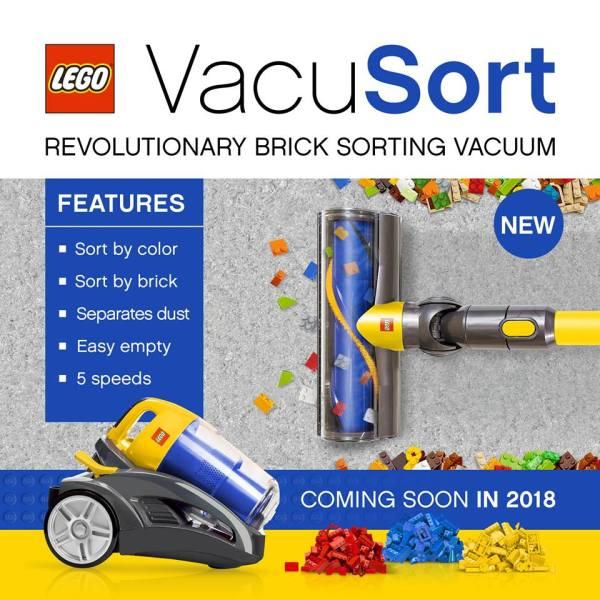 Lego April Fools 2018