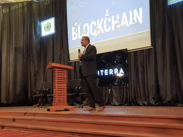 Hamid Rashid, CEO Finterra