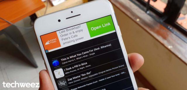 Songa iOS ads