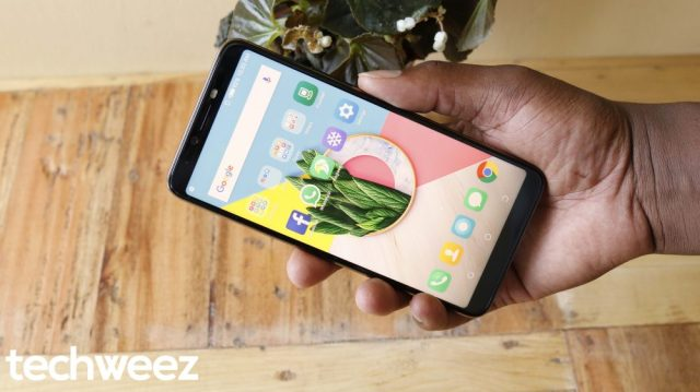 TECNO Camon X Display