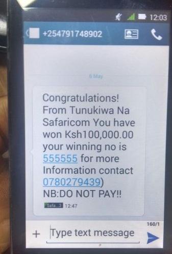 mobile money cyber crime