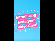 instagram group video chat
