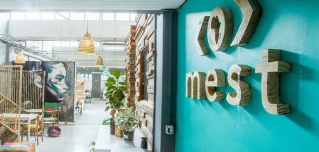 MEST Cape Town Incubator Space