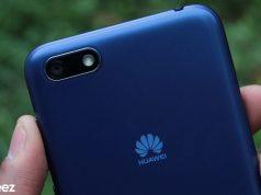 Huawei Y5 Prime (2018) Back