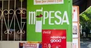 M-Pesa shop