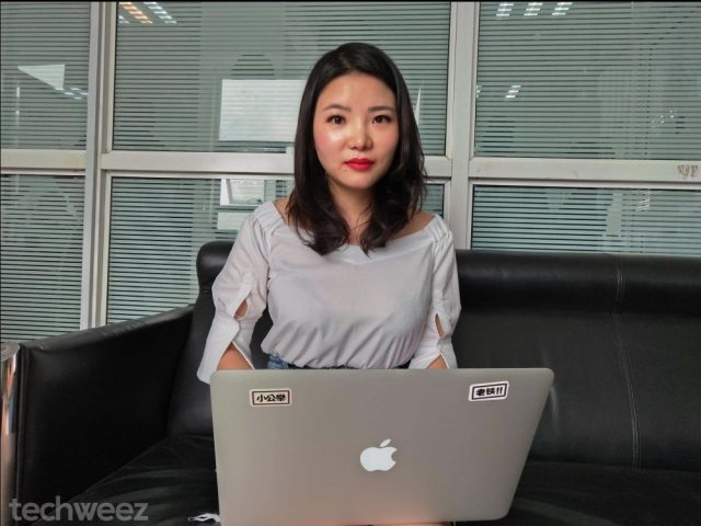 Isabella He - X-Mall Operations Manager