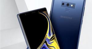 Samsung Galaxy Note 9 Camera
