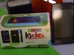 Safaricom Neon Kicka 4