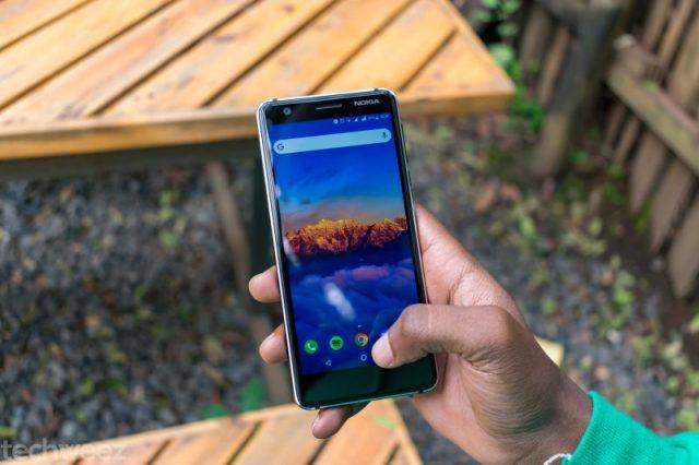 Nokia 3-1 software