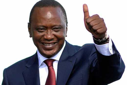 President Uhuru Kenyatta