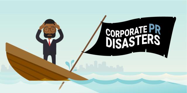 managing social media pr disasters