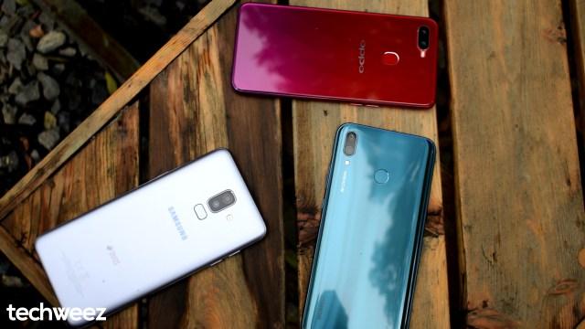 Huawei Y9 2019 Price